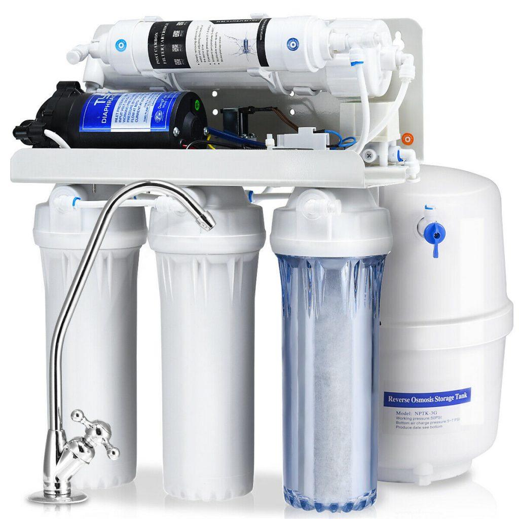 Vandens filtrai kokybės garantijai